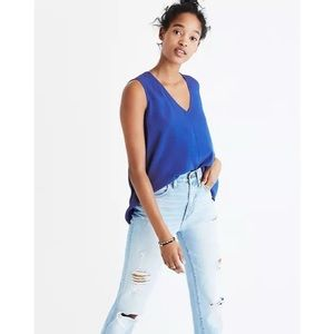 Madewell Daybloom Popover Top